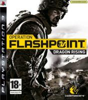 Cover Operation Flashpoint: Dragon Rising