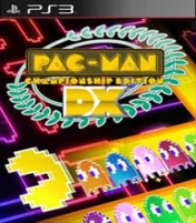 Cover PAC-MAN Championship Edition DX (PS3)