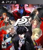 Cover Persona 5 (PS3)