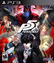 Cover Persona 5