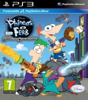 Cover Phineas and Ferb nella Seconda Dimensione