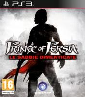 Cover Prince of Persia: Le Sabbie Dimenticate (PS3)
