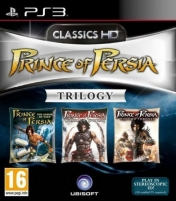 Cover Prince of Persia Trilogy HD