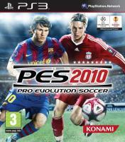 Cover Pro Evolution Soccer 2010