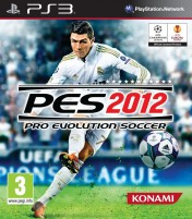 Cover Pro Evolution Soccer 2012