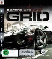 Cover Race Driver: GRID (PS3)
