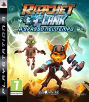 Cover Ratchet & Clank Future: A Crack in Time