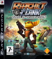 Cover Ratchet & Clank Future: Tools of Destruction