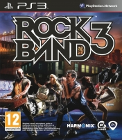 Cover Rock Band 3 (PS3)