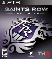 Cover Saints Row: The Third
