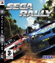 Cover SEGA Rally (PS3)