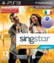Cover Singstar Cantautori Italiani