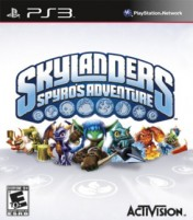 Cover Skylanders: Spyro's Adventure (PS3)