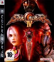 Cover Soul Calibur IV