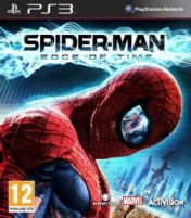 Cover Spider-Man: Edge of Time (PS3)