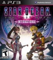 Cover Star Ocean: The Last Hope International
