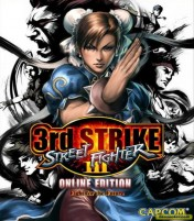 Cover Street Fighter III 3rd Strike Online Edition