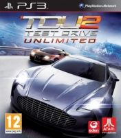Cover Test Drive Unlimited 2 (PS3)
