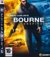 Cover The Bourne Conspiracy