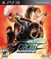 Cover The King of Fighters XIII (PS3)