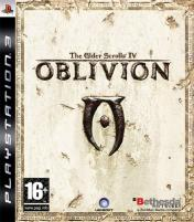 Cover The Elder Scrolls IV: Oblivion (PS3)