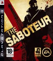 Cover The Saboteur