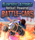 Cover Supersonic Acrobatic Rocket-Powered Battle-Cars