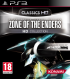 Cover Zone of the Enders HD Collection per PS3