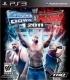 Cover WWE SmackDown! vs Raw 2011 per PS3