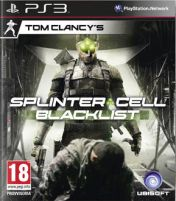Cover Tom Clancy's Splinter Cell: Blacklist (PS3)