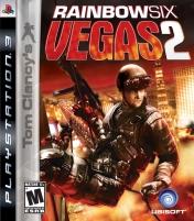 Cover Tom Clancy's Rainbow Six: Vegas 2