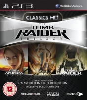 Cover Tomb Raider Trilogy