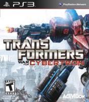 Cover Transformers: La Battaglia per Cybertron