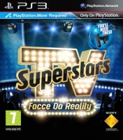Cover TV Superstars: Facce da Reality