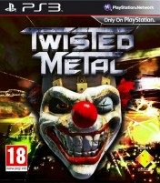 Cover Twisted Metal