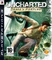 Cover Uncharted: Drake's Fortune (PS3)
