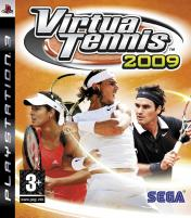 Cover Virtua Tennis 2009 (PS3)