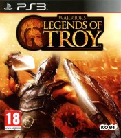 Cover Warriors: Legends of Troy