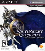 Cover White Knight Chronicles