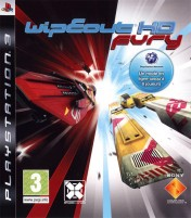 Cover WipEout HD Fury