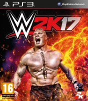 Cover WWE 2K17 (PS3)