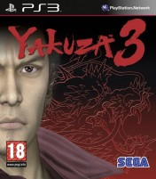 Cover Yakuza 3
