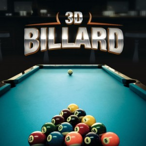 Cover 3D Billiards: Billards & Snooker