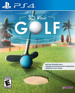 Cover 3D Mini Golf