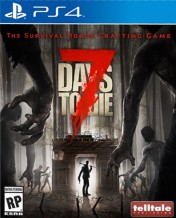 Cover 7 Days to Die (PS4)