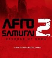 Cover Afro Samurai 2: Revenge of Kuma