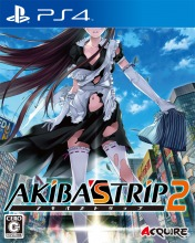 Cover Akiba's Trip: Undead & Undressed