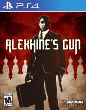 Cover Alekhine's Gun (PS4)