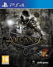 Cover Arcania: The Complete Tale
