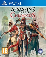 Cover Assassin's Creed Chronicles (PS4)